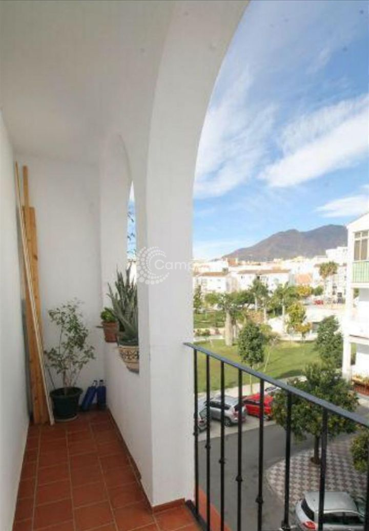 Estepona, Large apartment in the heart of the old center of Estepona