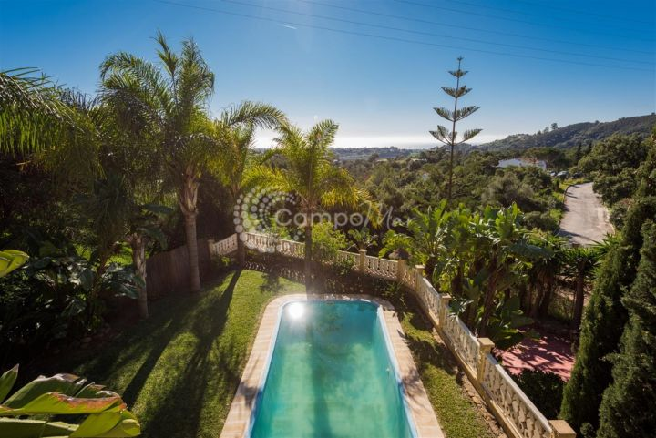 Estepona, FAMILY VILLA FOR RENT
