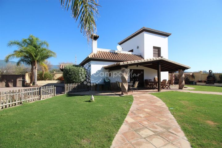 Estepona, LARGE FINCA FOR SALE