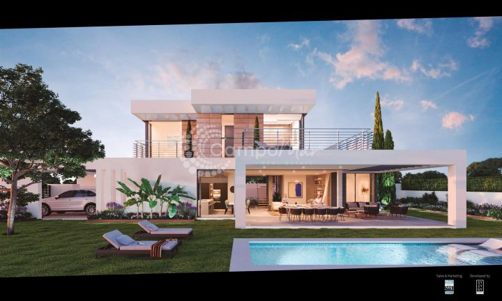 Estepona, NEW OPPORTUNITY! LUXURY VILLAS FOR SALE!