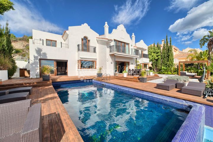 Benahavis, MODERN VILLA FOR SALE IN BENAHAVIS