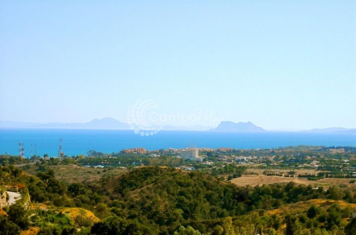 Estepona, Stunning views from these building plots