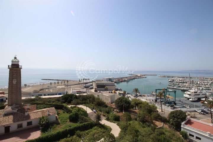 Estepona, ESTEPONA PORT FRONT LINE APARTMENT