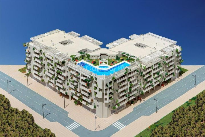 Nueva Andalucia, MODERN URBAN APARTMENTS IN THE HEART OF NUEVA ANDALUCIA