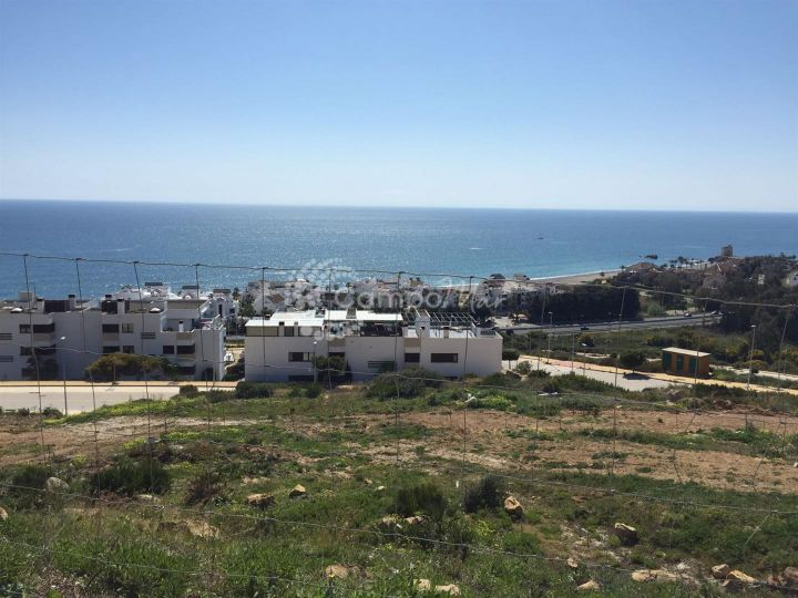Casares, BUILDING PLOT WITH STUNNING SEA VIEWS