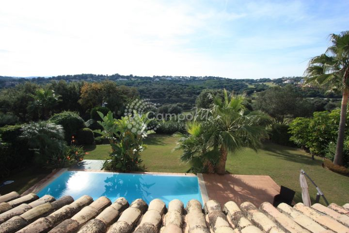 Sotogrande, Truly magnificent 3 bedroom detached Villa - Sotogrande La Reserva