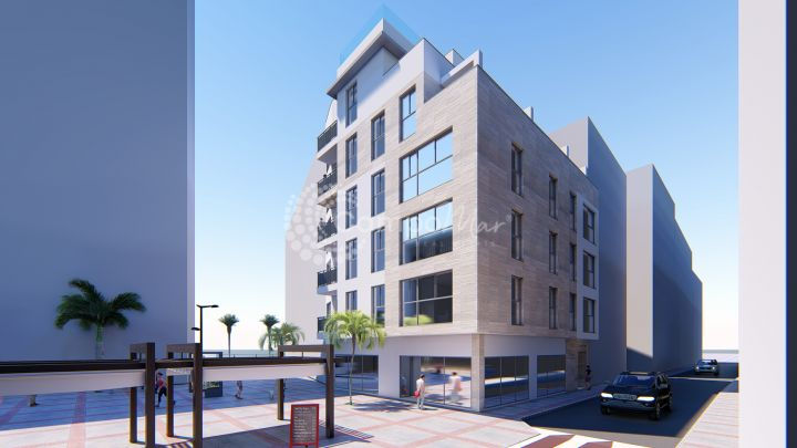 Estepona, New construction in Estepona 1 bedroom available