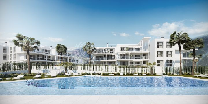Benahavis, Spacious duplex ground floor unit in Benahavis´latest new development