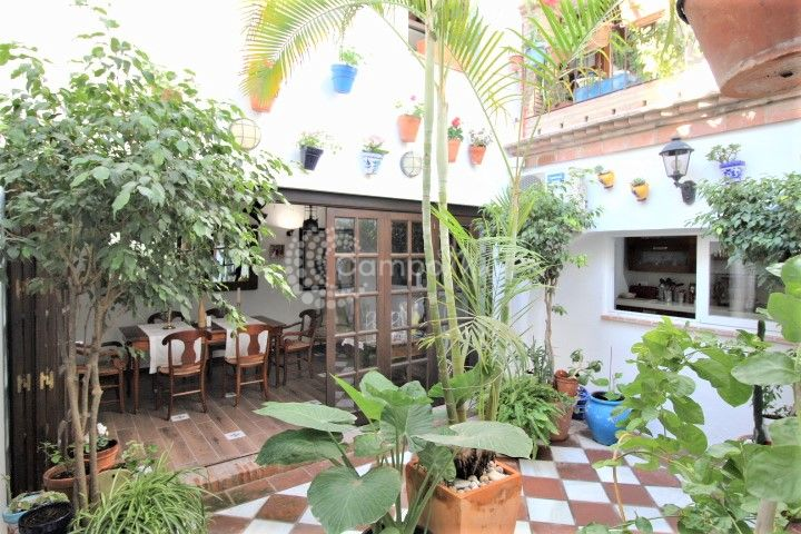 Estepona, Unique property for sale in the heart of Estepona´s Old Town