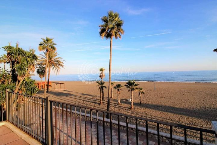 Estepona, Apartment second line beach in Estepona