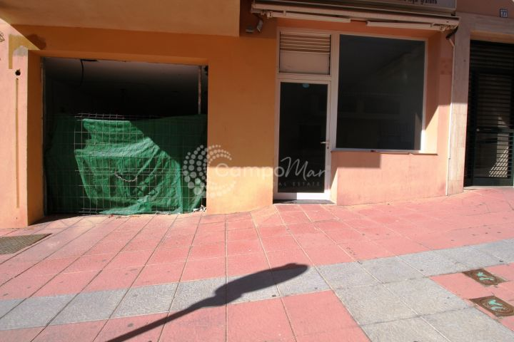 Estepona, Commercial units available to rent in Estepona
