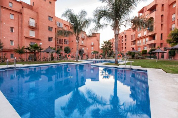 Manilva, Apartment for sale in the popular Los Hidalgos development, Manilva