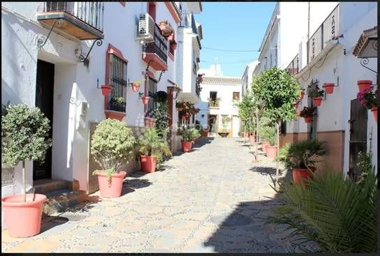 Estepona, Renovated ground floor apartment in the heart of Estepona´s Old Town
