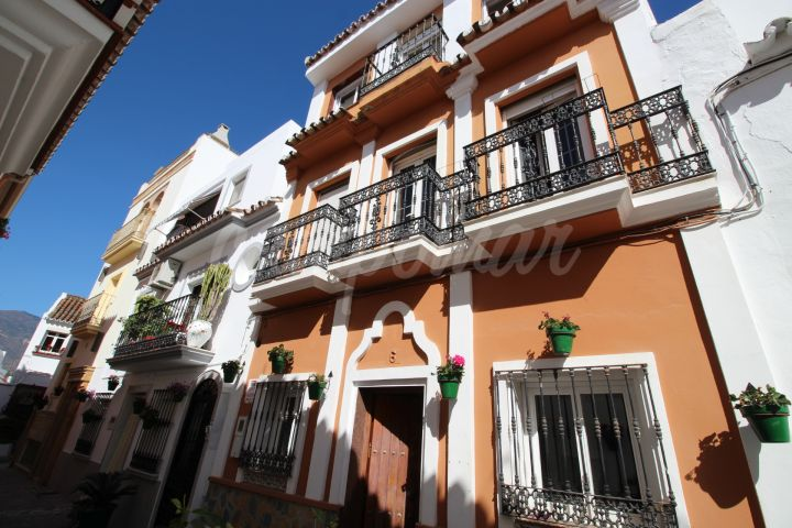 Estepona, Stunning Old Town property in need of restoration in Estepona