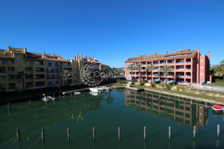 Sotogrande, Fantastic apartment situated in the heart of Sotogrande Marina
