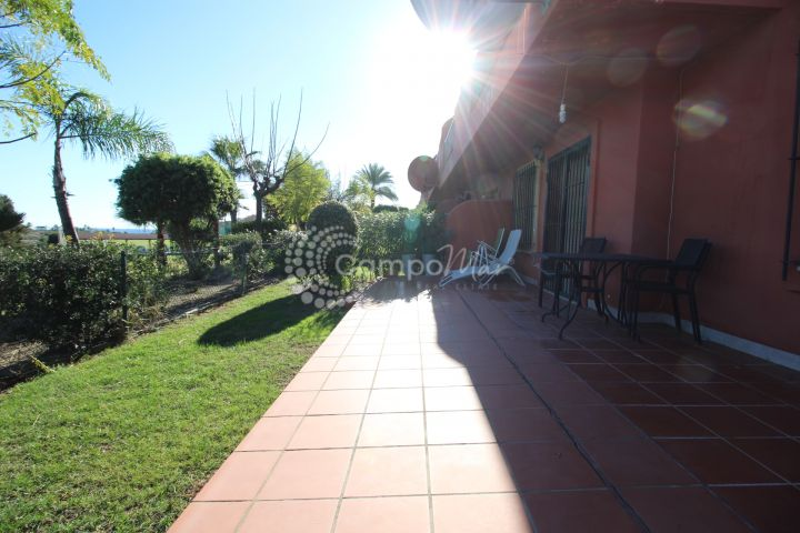 Estepona, Fantastic ground floor apartment available for long term rental