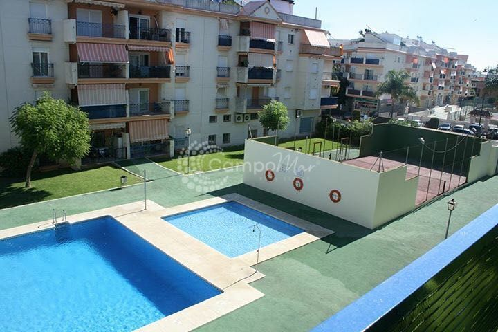 Estepona, Three bedroom apartment for sale in the town of Estepona
