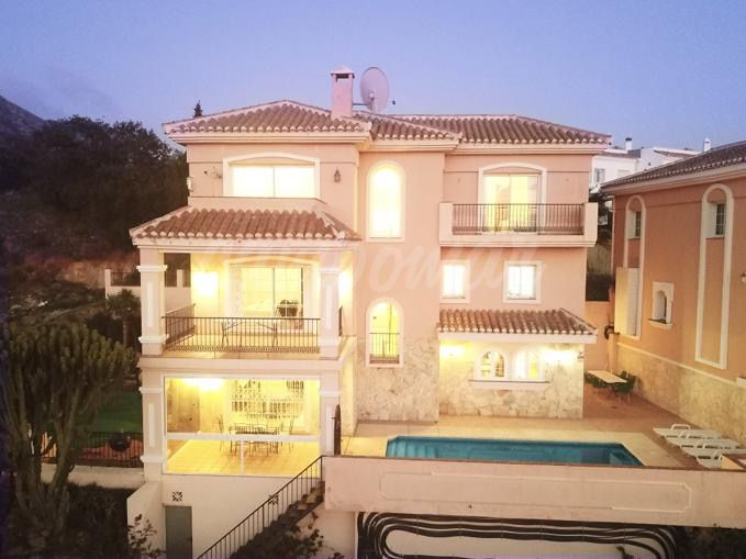 Fuengirola, Semi Detached House for sale in Torreblanca, Fuengirola