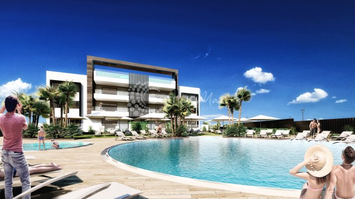 Estepona, Brand new development in Estepona...