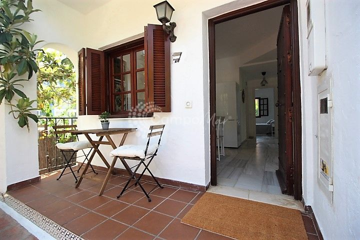 Estepona, Charming detached house beside the beach!