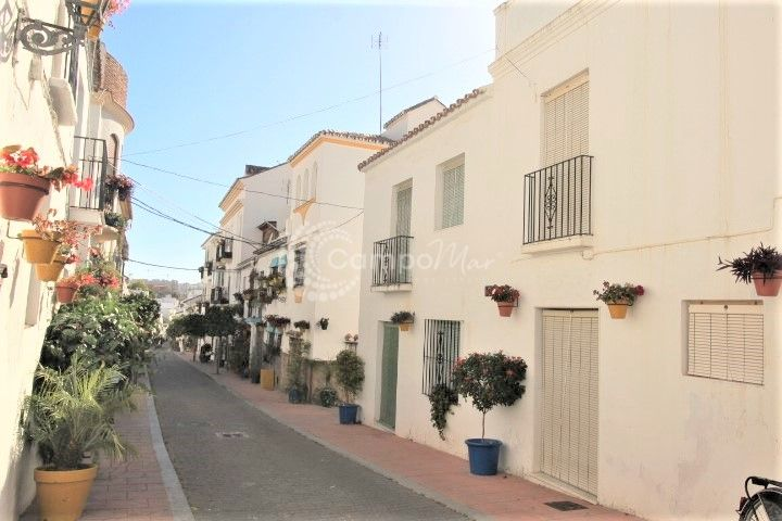 Estepona, Interesting development property. located in the heart of the old town. Can be purchased as one property or two individual.