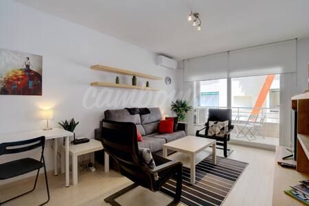 Estepona, Apartment front line beach location in the heart of Estepona