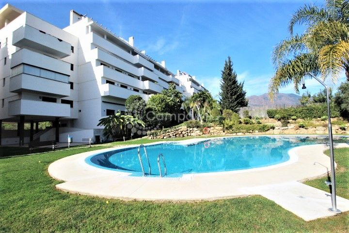 Estepona, Amazing ground floor apartment in the great community of Sethome in Estepona