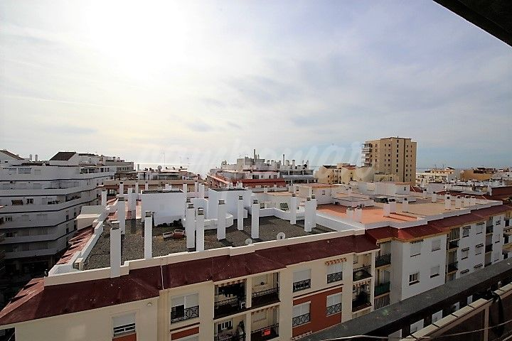 Estepona, Top floor apartment in a highly demanded area for sale in Estepona
