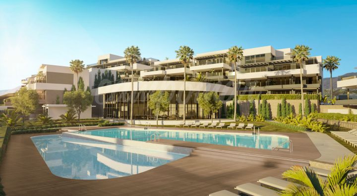 Estepona, New construction in Estepona, completion in 2021