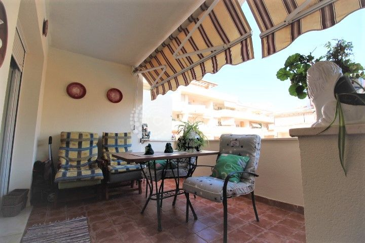 Estepona, Three bedroom apartment for sale close to the port of Estepona