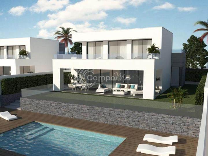 Manilva, New development of 27 Villas close to the beach in Los Hidalgos, Manilva