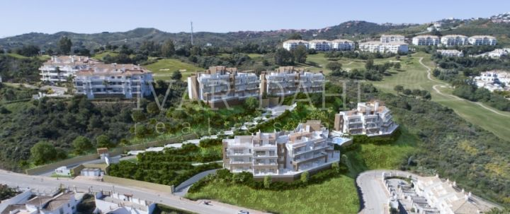 NEW BUILD APARTMENTS FOR SALE IN LA CALA GOLF RESORT, MIJAS, COSTA DEL SOL