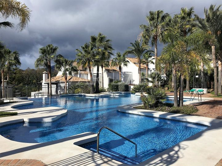Townhouse in Altos de Salamanca, Golden Mile, Marbella, Malaga.