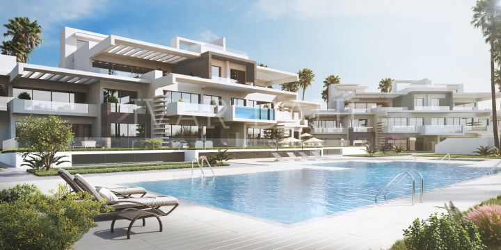 New luxury complex in the most desirable address on Marbella's Golden Mile