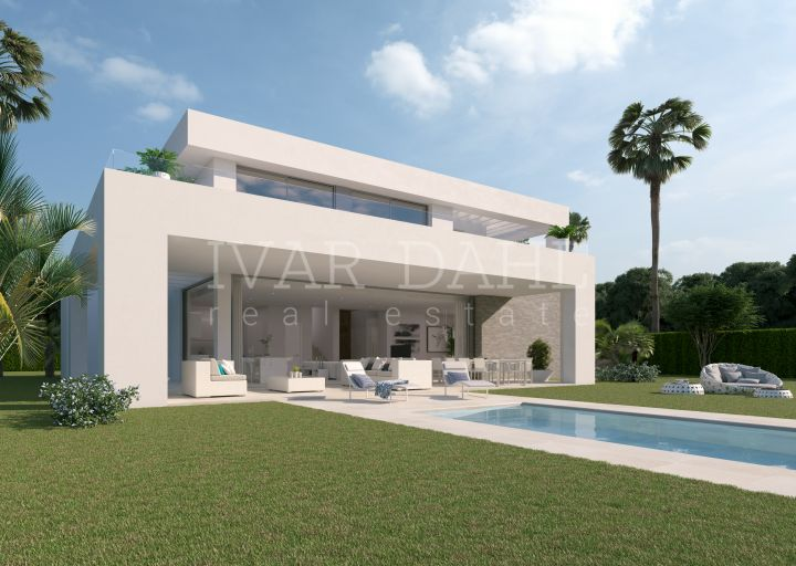 New contemporary villas for sale in La Cala Golf, Mijas-Costa, Costa del Sol