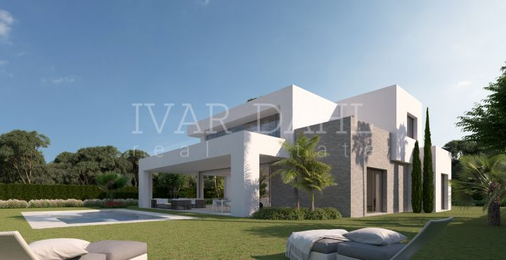 New modern villas in La Cala Golf, Mijas-Costa, Costa del Sol