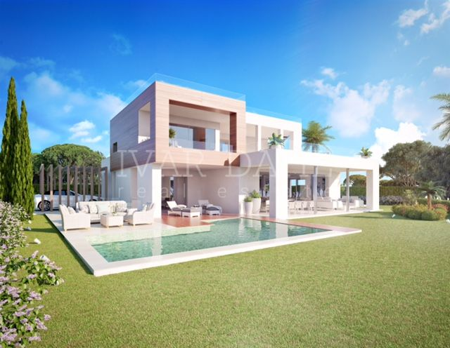 New modern Villa for sale in Urb. Elviria, Marbella East