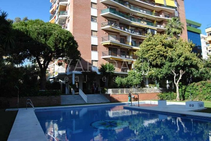 Apartment for sale in Marbella Center, 200 m near to the beach promenade