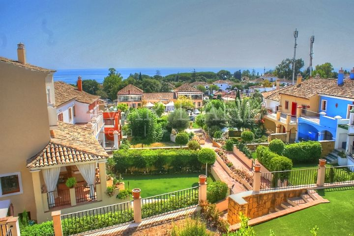 Townhouse on the Golden Mile, Marbella
