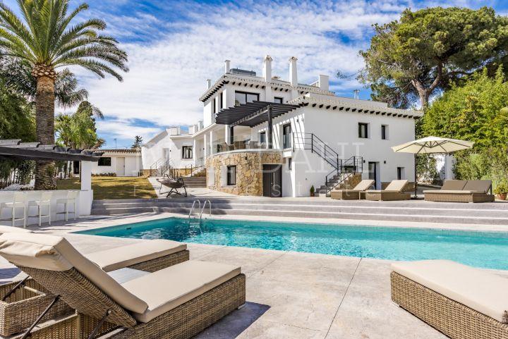 Villa - La Carolina, Marbella Golden Mile