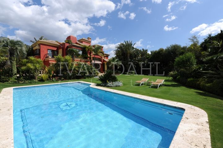 Luxury Villa on the Golden Mile, Marbella. A beautiful, exceptional property.