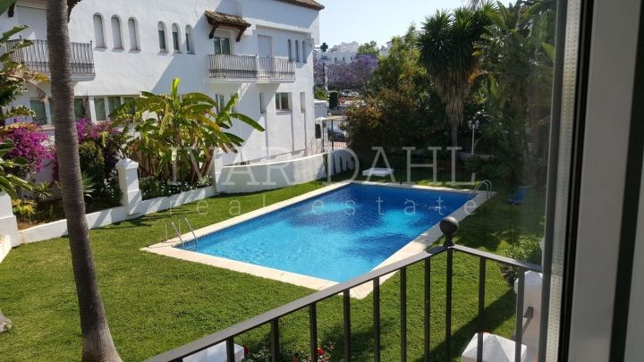 Townhouse close to the beach and centre town Marbella