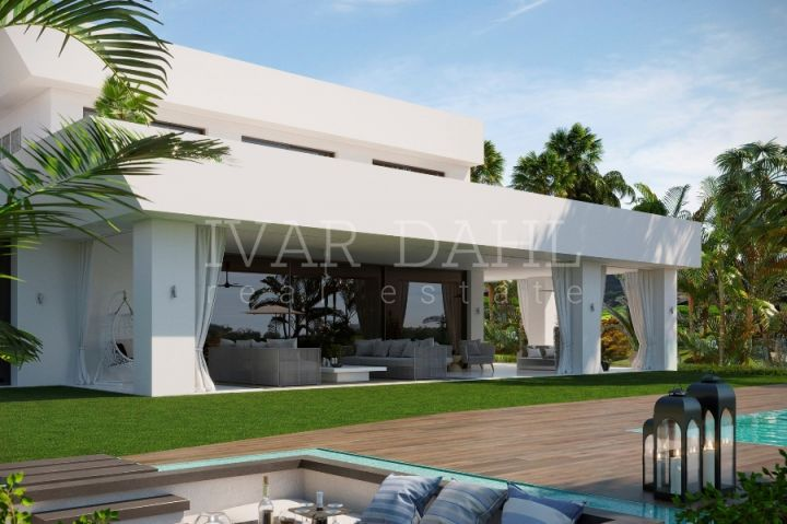 Villa for sale in La Alqueria, Benahavis