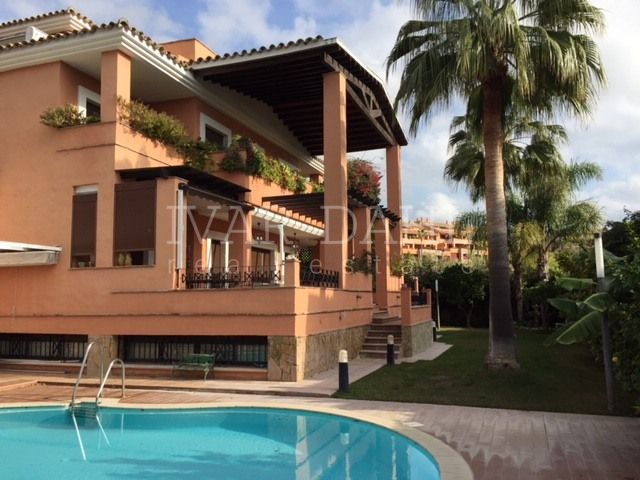 Villa for sale in Los Monteros, beach side, Marbella