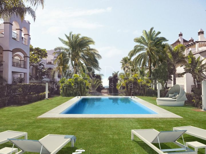Luxury Apartments in Sierra Blanca, Marbella.