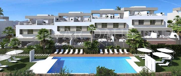 NEW BUILD TERRACED HOMES FOR SALE AT LA CALA GOLF, MIJAS, COSTA DEL SOL