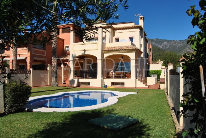 Villa for sale in Marbella Centro, Marbella