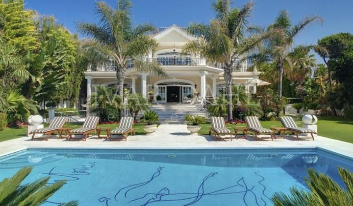 Mansion for sale in Marbella