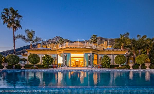 Mansion for sale in Sierra Blanca, Marbella Golden Mile