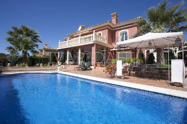 Villa en venta en Golden Mile, Marbella Golden Mile